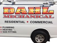 Dahl Mechanical Van